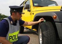 Vacanze sicure 2014: al via 10.000 controlli della Polizia Stradale ai pneumatici