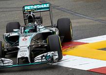 Formula 1 Montecarlo 2014: Rosberg strappa la pole, Ricciardo ancora davanti a Vettel