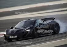 McLaren inizia a produrre utili e annuncia la P13 e la P1 da pista