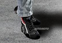 Sparco presenta la scarpa superleggera