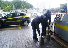 Campania: sequestrati 26 impianti di rifornimento dalla GdF