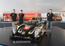 Lotus P1/01: presentata a Le Mans la LMP1 per il WEC