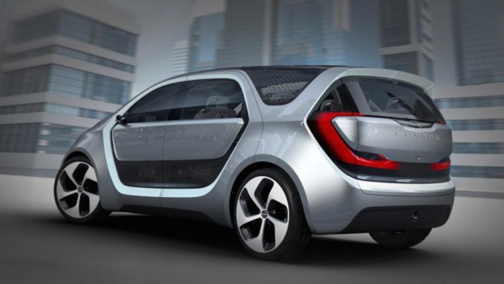 Chrysler Portal concept: l'elettrica a guida autonoma di FCA al CES (4)