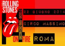 Roma: modifiche alla viabilità per il concerto dei Rolling Stones del 22 giugno