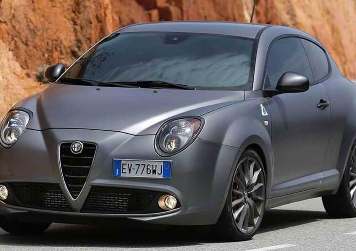 Alfa Romeo Mito Quadrifoglio Verde Prove Automoto It
