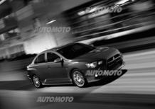 Mitsubishi Lancer Evo restyling