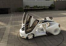 Toyota Concept-i, il lato umano dell'auto