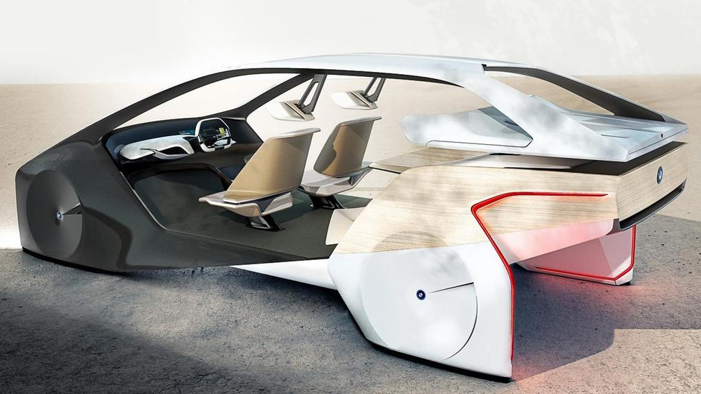 CES 2017, BMW i Inside Future concept: futuro a comandi gestuali (3)