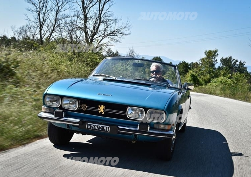 ATE SERIE PATTINI FRENO POSTERIORE PEUGEOT 504 berlina//coupè/'//spider//diesel