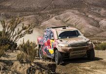 Dakar 2017. 4a Tappa. L'altro Despres (Peugeot) Vince a Tupiza