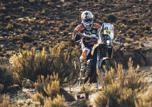 Dakar 2017. 4a Tappa. Gaffe di Barreda & Co, In Testa Quintanilla (Husqvarna)