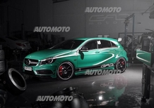 Mercedes-Benz A 45 AMG by GAD Motors