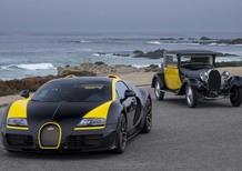 Bugatti Veyron Grand Sport Vitesse 1 of 1: un altro omaggio al passato
