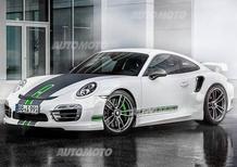 Porsche 911 Turbo e Turbo S by Techart: per chi non ne ha mai abbastanza