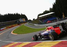 F1 Belgio 2014: fenomeno Ricciardo, l'australiano vince ancora. A Vettel rimane la polvere