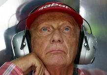 Formula 1 Belgio 2014: Lauda infuriato per l'incidente tra Rosberg ed Hamilton