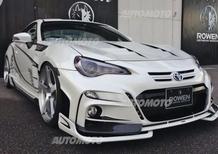 Toyota GT86 by Rowen: quando il tuner esagera
