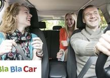 BlaBlaCar, Milano-Firenze con 20 euro: ecco la App per condividere passaggi in auto