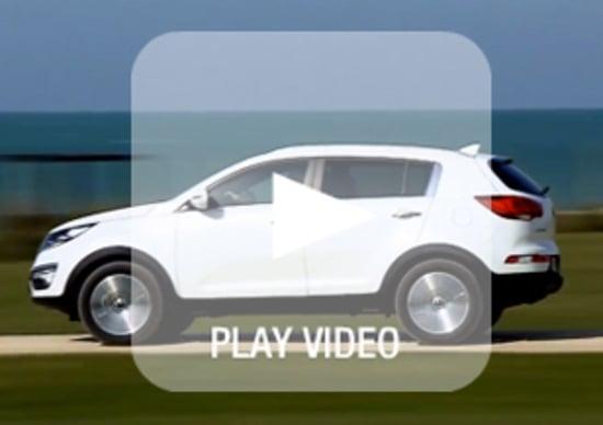 Kia Sportage 2.0 CRDi AWD 184 CV