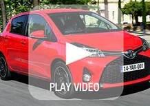 Toyota Yaris (Hybrid) restyling: è il momento della video-prova