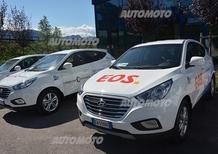 Hyundai ix35 a idrogeno: consegnati i primi 10 esemplari in Italia