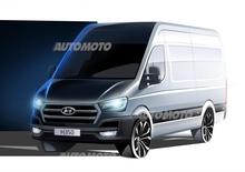 Hyundai H350: prime immagini ufficiali