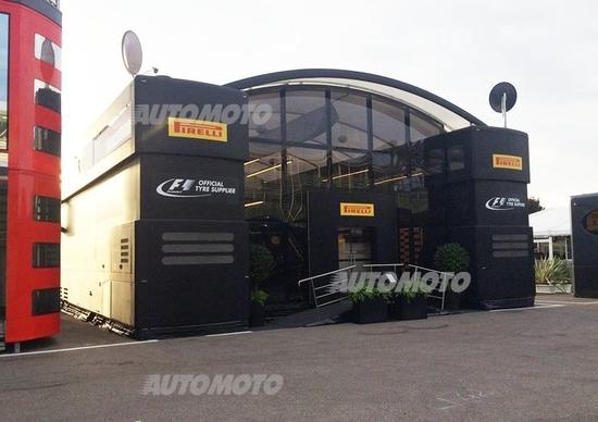 Formula 1 Monza 2014: cosa significa cucinare in Italia per il Circus