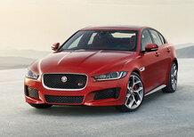 Jaguar XE: prime foto ufficiali. Costa 37.750 euro