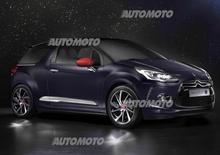 DS3 e DS3 Cabrio Ines de la Fressange Paris concept: lusso sfrenato