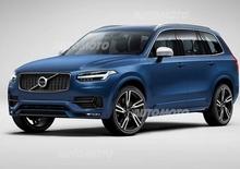 Nuova Volvo XC90 R-Design: aggressività in salsa svedese