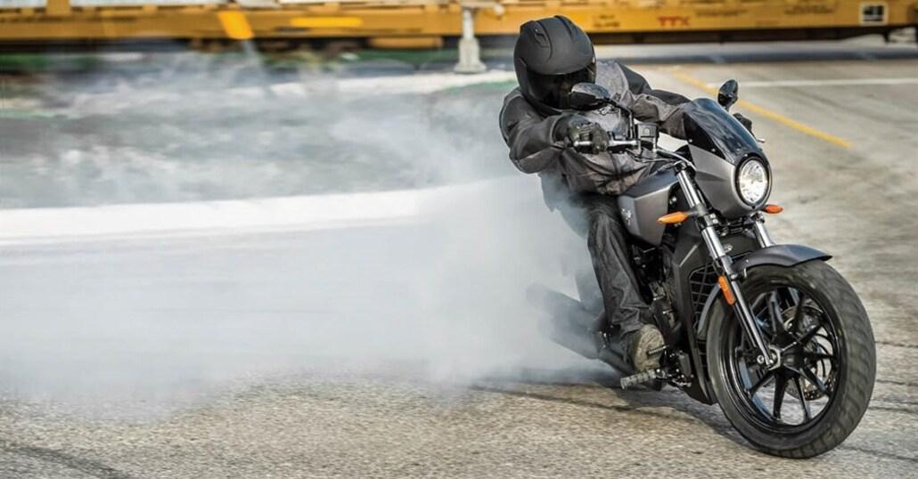 Polaris chiude Victory Motorcycles