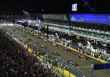 Formula 1 Singapore 2014: il GP di Marina Bay tra incidenti e penalità