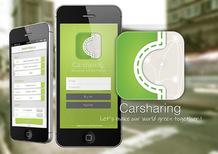 Carsh: una app che aggrega tutte le applicazioni di car sharing