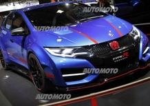 Honda al Salone di Parigi 2014
