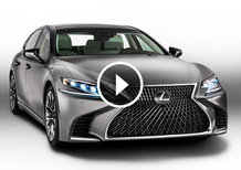 Nuova Lexus LS, debutto al Salone di Detroit 2017 [Video]