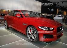 Jaguar al Salone di Parigi 2014