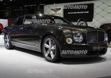 Bentley al Salone di Parigi 2014