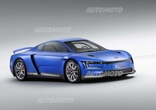 Volkswagen XL Sport: efficienza in chiave sportiva