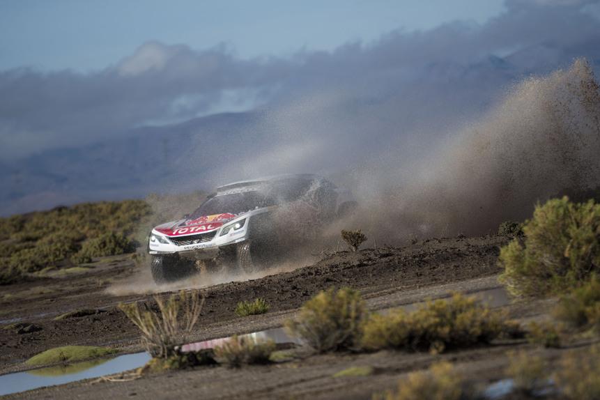 Dakar 2017, Tappa 8: vincono Barreda (Honda) e Loeb (Peugeot), ma è un'altra Giornata Infernale (2)