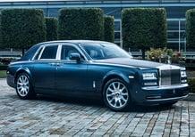Rolls-Royce Phantom Metropolitan Collection: maestria artigiana