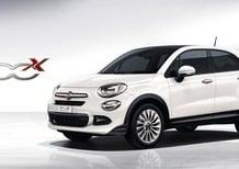 Fiat 500X in noleggio promo a 169 €