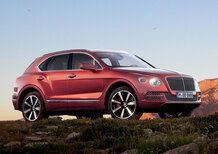 Bentley: sì alle plug-in hybrid, no alle full-electric