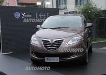 """Lancia Ypsilon Elle: presentata a Milano la """"top di gamma al femminile"""""""