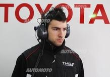 Andrea Caldarelli: il giovane talento della Toyota ci svela i segreti del Fuji