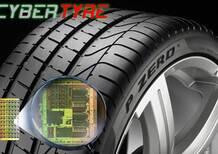 """Pirelli Cyber Tyre: arriva la gomma intelligente che """"legge"""" la strada"""