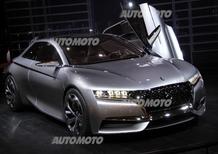 Salone di Parigi 2014: tutte le concept car