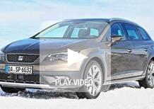 Seat Leon X-Perience: è il momento della video-prova su neve