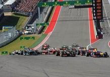 Orari TV Formula 1 GP USA 2014 Sky e Rai