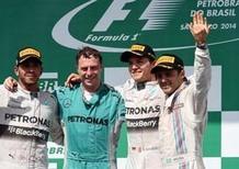 Formula 1 Brasile 2014: le pagelle del GP di Interlagos