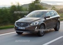 Volvo XC60: ora sarà prodotta anche in Cina